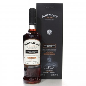 Bowmore 1997 Distillery Manager's Selection / Distillery Exclusive