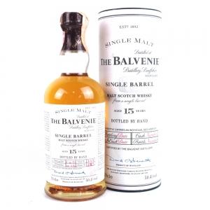 Balvenie 1982 15 Year Old Single Barrel