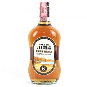 Jura 8 Year Old Circa 1980s/1970s