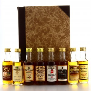 Gordon and MacPhail Scotland's Whiskies Vol.I Miniatures x 8 / includes Glencraig 1968