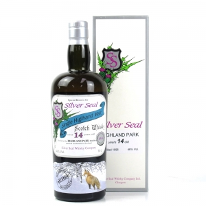Highland Park 1996 Silver Seal 14 Year Old