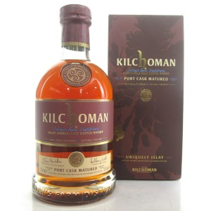 Kilchoman 2011 Port Cask Matured