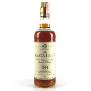 Macallan 1964 / Rinaldi Import