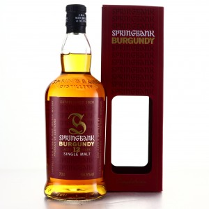 Springbank 2003 Burgundy Wood 12 Year Old