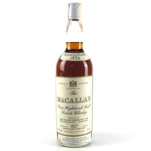Macallan 1958 Campbell, Hope and King / Rinaldi Import