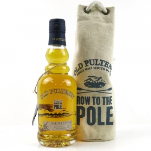 Old Pulteney Row to the Pole 35cl