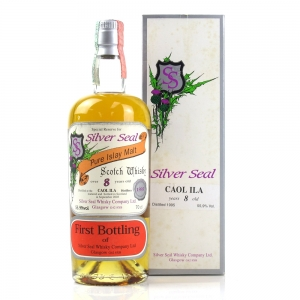 Caol Ila 1995 Silver Seal 8 Year Old / First Bottling
