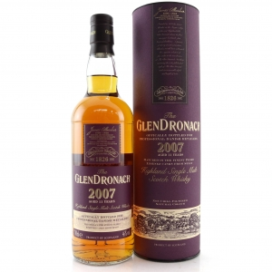 Glendronach 2007 Sherry Cask 11 Year Old / Danish Retail Exclusive