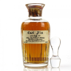 Caol Ila 16 Year Old Sestante Decanter