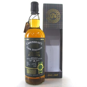 Glentauchers 1990 Cadenhead's 26 Year Old