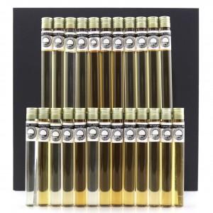 Rare Whisky Tasting Miniature Set #68 24 x 2.5cl