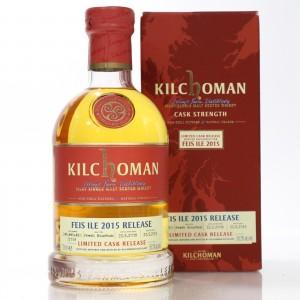 Kilchoman 2008 Bourbon Cask / Feis Ile 2015