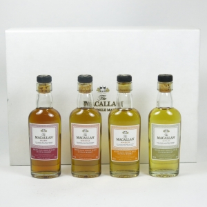 Macallan 1824 Sample Pack 4 x 5cl