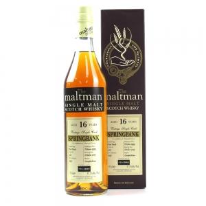 Springbank 1999 Maltman 16 Year Old