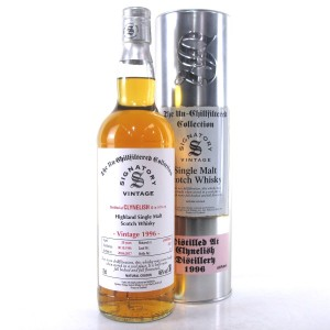 Clynelish 1996 Signatory Vintage 20 Year Old