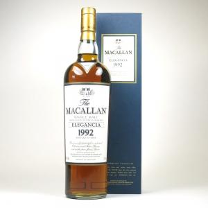 Macallan 1992 Elegancia 12 Year Old 1 Litre