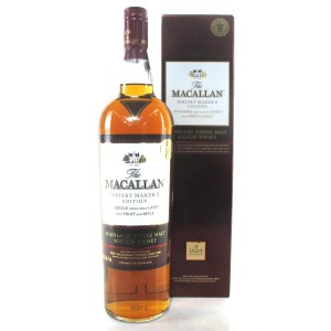 Macallan Whisky Maker's Edition 1 Litre