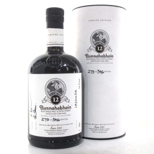 Bunnahabhain 12 Year Old Amontillado Cask Finish / Feis Ile 2012
