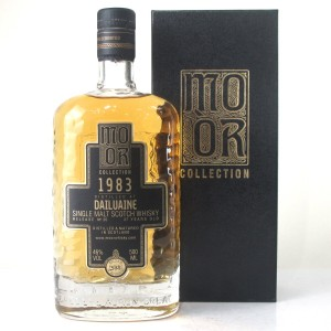 Dailuaine 1983 Mo'or 27 Year Old 50cl