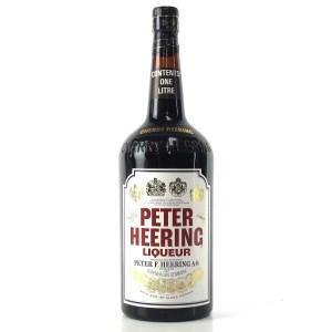 Peter Heering Cherry Brandy 1 Litre 1970s