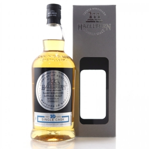 Hazelburn 2007 Single Cask 10 Year Old / UK Exclusive