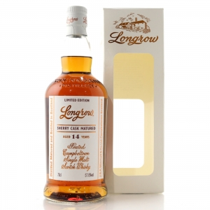 Longrow 2003 Sherry Cask 14 Year Old