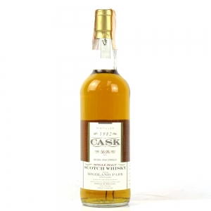 Highland Park 1982 Gordon and MacPhail Cask Strength