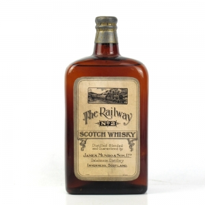The Railway No.2 Scotch Whisky 1940s / Dalwhinnie Blend