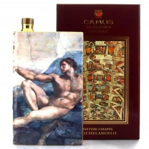 Camus Special Reserve / Sistine Chapel Decanter