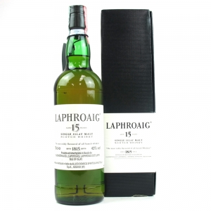 Laphroaig 15 Year Old Pre-Royal Warrant