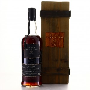 Bowmore 1964 Black Bowmore 29 Year Old / 1st Edition