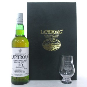 Laphroaig 10 Year Old / Machrihanish V's Islay Team Challenge 2011