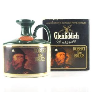 Glenfiddich Robert The Bruce Stoneware Decanter