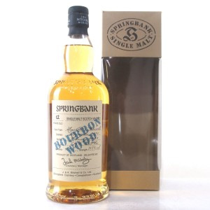 Springbank 1991 Bourbon Wood 12 Year Old
