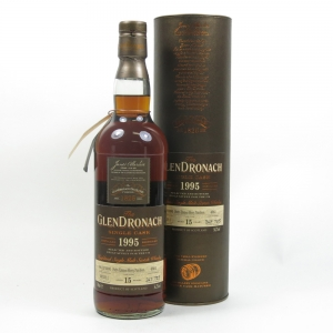 Glendronach 1995 Single Cask 15 Year Old (UK Exclusive)