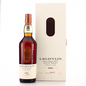 Lagavulin 1991 Single Sherry Cask / Bicentenary Edition