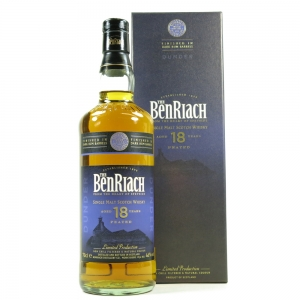 Benriach Dunder 18 Year Old Peated / Dark Rum Finish