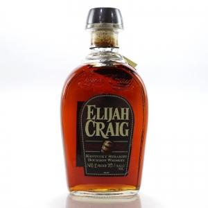 Elijah Craig Barrel Proof Bourbon 2014 Release / Batch #C914
