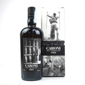 Caroni 1983 22 Year Old Trinidad Rum