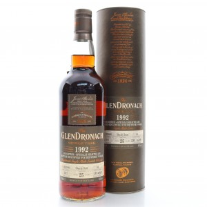 Glendronach 1992 Single Cask 25 Year Old #83 / The Whisky World