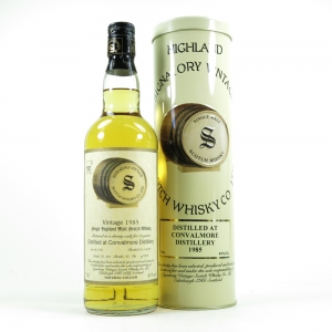 Convalmore 1985 Signatory Vintage 15 Year Old