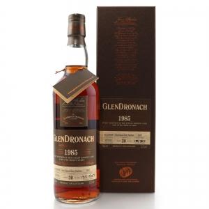 Glendronach 1985 Single Cask 30 Year Old #1037
