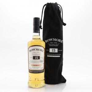 Bowmore 15 Year Old Bourbon Casks / Feis Ile 2019
