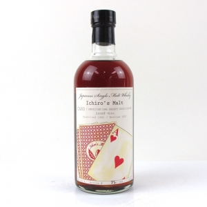 Hanyu 1985 Ace of Hearts Single Cask #9004