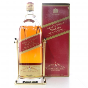 Johnnie Walker Red Label 4.5 Litre / with Cradle