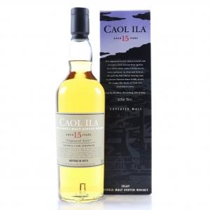 Caol Ila 1998 Unpeated 15 Year Old 2014 Release