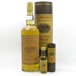 Glenmorangie 10 Year Old 1990s 1 Litre and 5cl