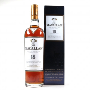 Macallan 1994 18 Year Old
