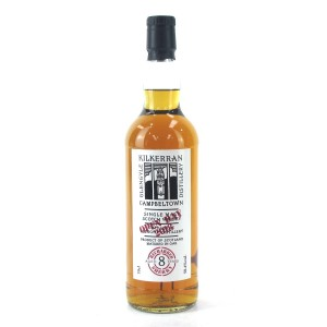 Kilkerran 8 Year Old Recharred Sherry Wood / Campeltown Malts Festival 2018