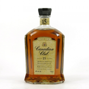 Canadian Club 15 Year Old 75cl